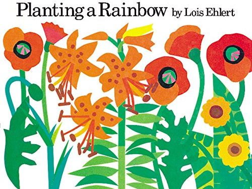 Planting a Rainbow - A Sensory Story for Spring / Summer