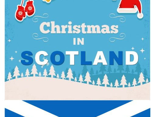 Christmas around the world SCOTLAND