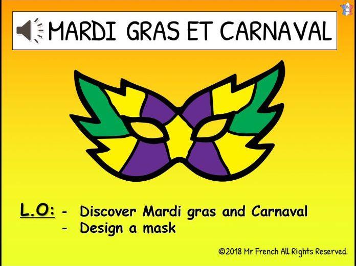 Mardi Gras & Carnaval