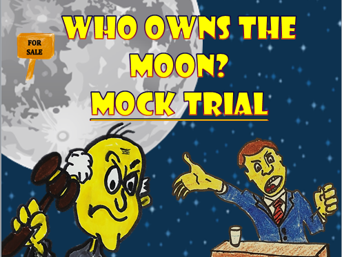 Mock Trial: Who owns the Moon?