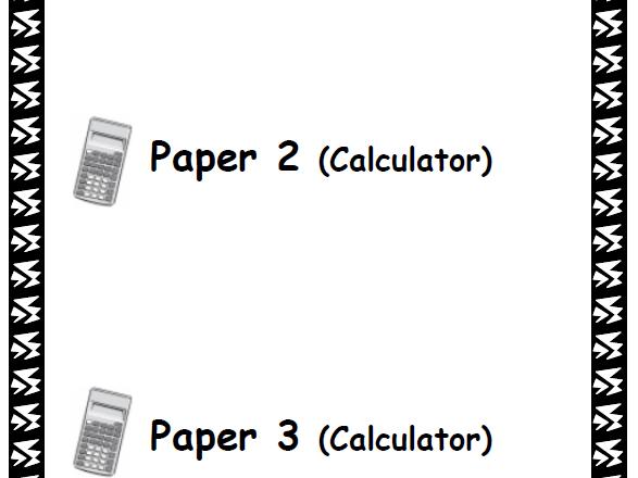Blank Exam Dates