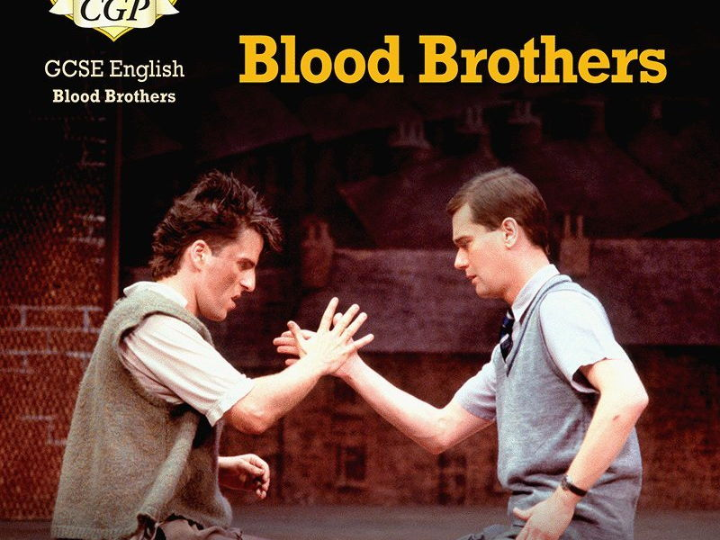 gcse english coursework blood brothers Our gcse in english literature encourages students to be enthusiastic, independent, imaginative, critical and analytical readers it aims to increase their enjoyment of reading, helping to nurture a lifelong love of literature.