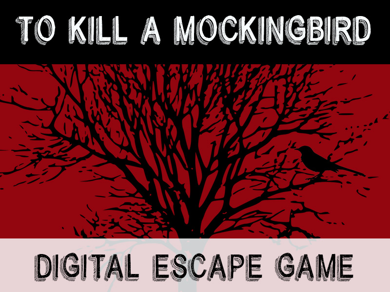 Digital Escape Game - To Kill a Mockingbird