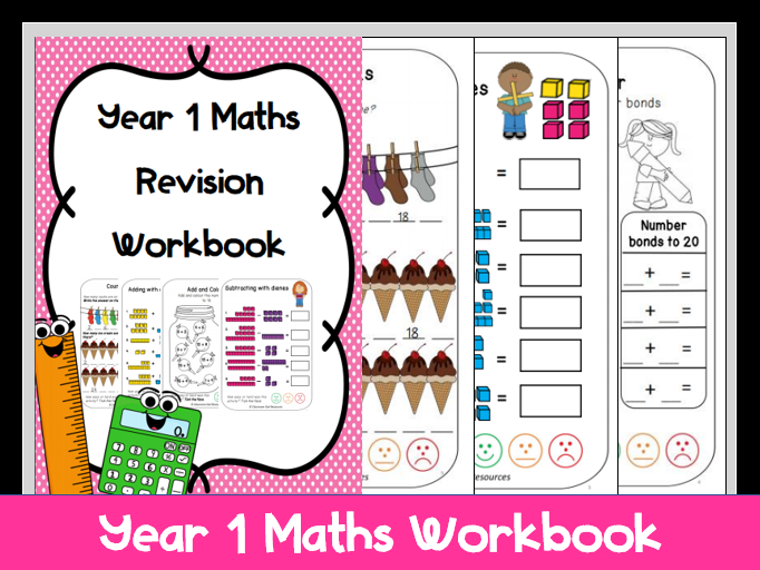 Year 1 Maths Workbook