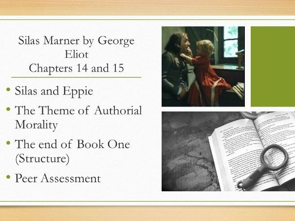 silas marner chapter questions