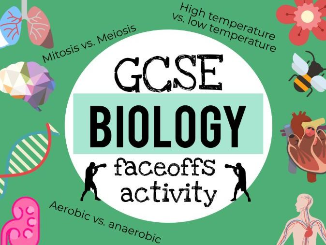 GCSE Biology 'faceoffs' revision