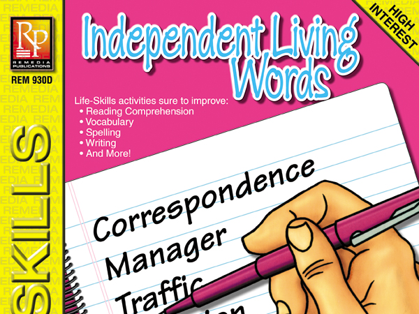 Independent Living Words: Life-Skill Lessons