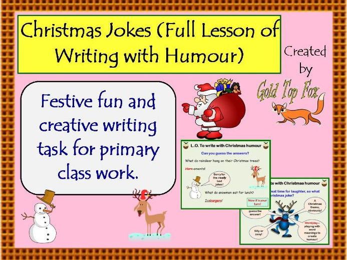 christmas creative writing lesson plans These creative writing worksheets can can be used both in class or as weekly homework assignments we are always looking for more contributions so if you have an idea please add it to the creative writing story starters thread eventually all of the story starters will be turned into worksheets.