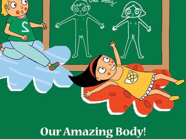 Our Amazing Body! Sing and learn!