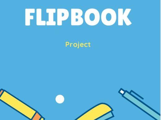 Make a Flipbook - Project