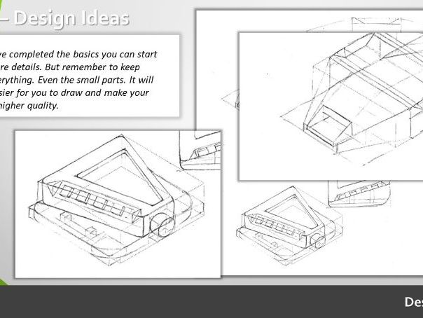 Isometric Crating, Presentation & Annotation guide