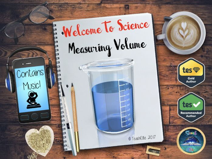 Measuring Volume : Measuring Volume Lesson