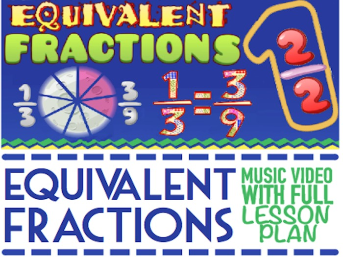 Equivalent Fractions Game And Activities