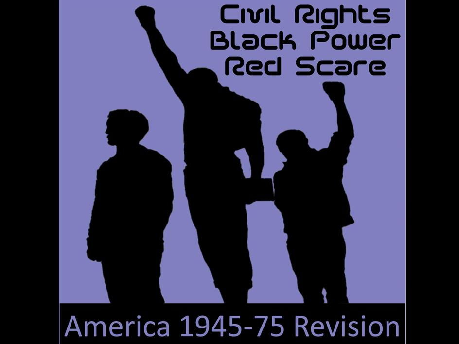 America 1945-75 Civil Rights, Black Power and Red Scare: The Ultimate Audio Revision  Guide