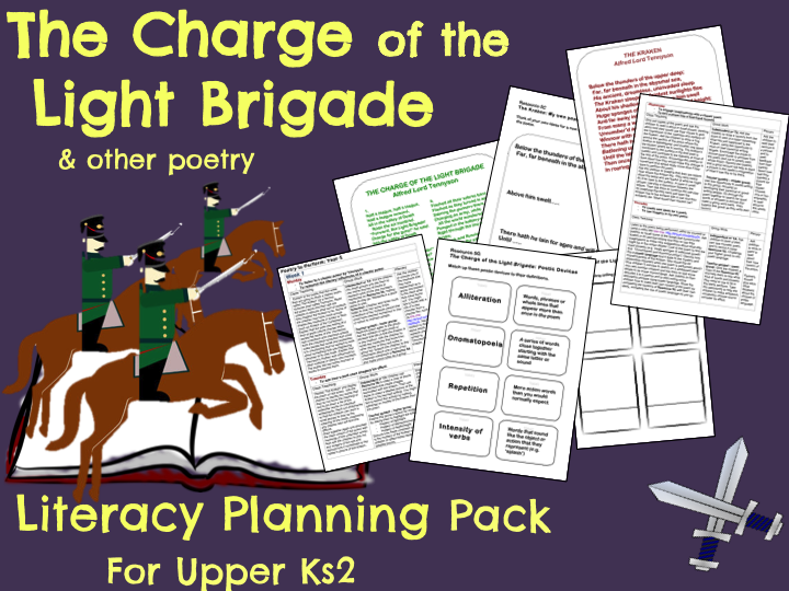 39 the charge of the light brigade 39 ks2 planning by ks2history teaching resources tes. Black Bedroom Furniture Sets. Home Design Ideas