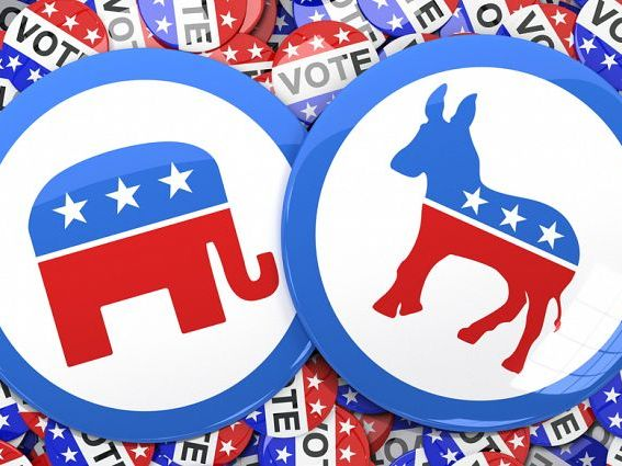 Democrats and Republicans - The Politics of the United States of America