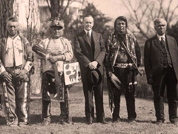 The Native American Experience of 1920s America