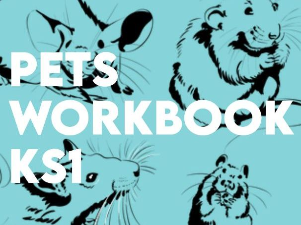 Pets Workbook KS1