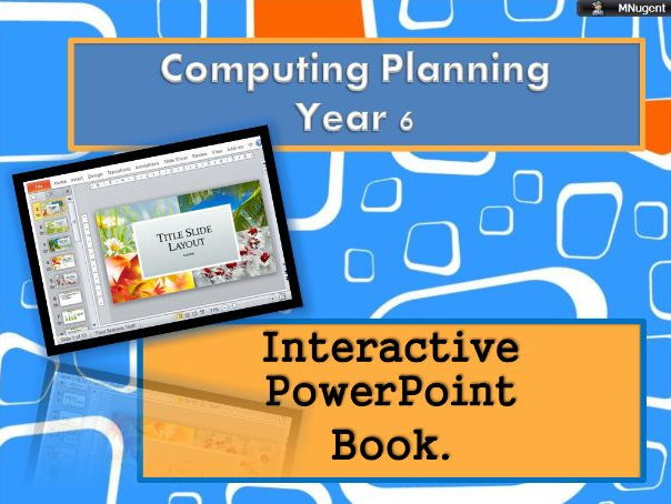 Computing  Interactive PowerPoint Books
