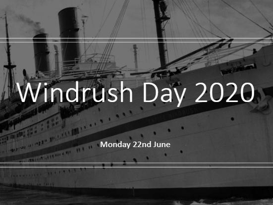Windrush Day / Windrush Scandal Assembly