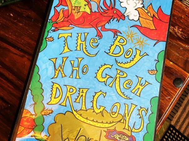 The Boy Who Grew Dragons vocabulary