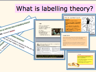 *FULL LESSON* What is Labelling Theory? A-Level SOCIOLOGY