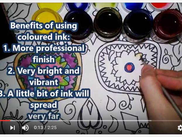 Dia de los Muertos/Day of the Dead Art and Design Lesson 3