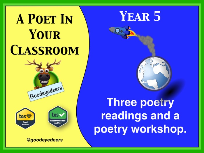 A Poet In Your Classroom - Year 5