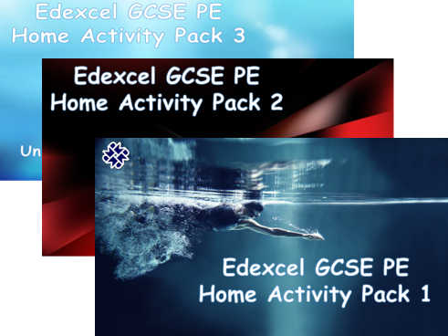 GCSE PE - Activity Packs