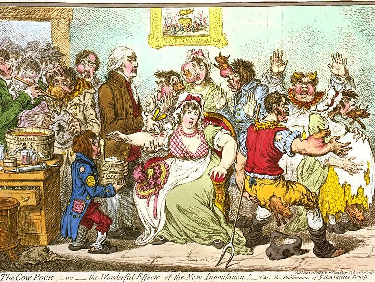 Edward Jenner and the Smallpox Vaccine - GCSE 1-9 History Source Analysis