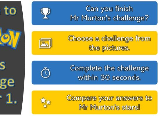 KEEP FIT: Mr Murton's Pokemon Fitness Training 1.0