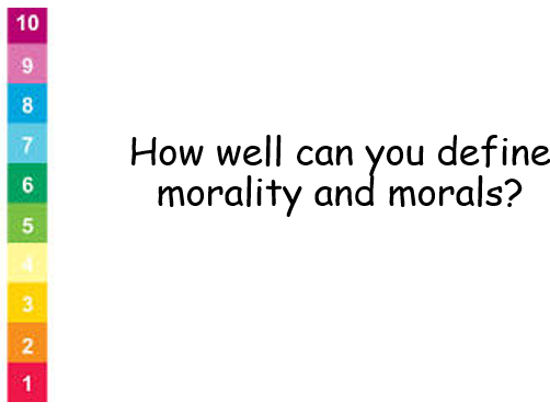 Edexcel Psychology (9-1) GCSE New Spec Unit 2 Lesson 10 - What is morality according to Piaget?