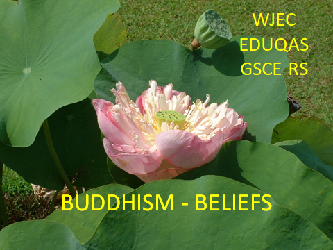 WJEC EDUQAS GCSE RELIGIOUS STUDIES – REVISION MATERIALS – BUDDHISM BELIEFS