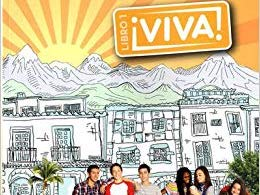 3 WHOLE LESSONS FOR £1 - Year 7 Spanish - Viva 1 - Mod. 5 - Unit 5 - P.104 + 105