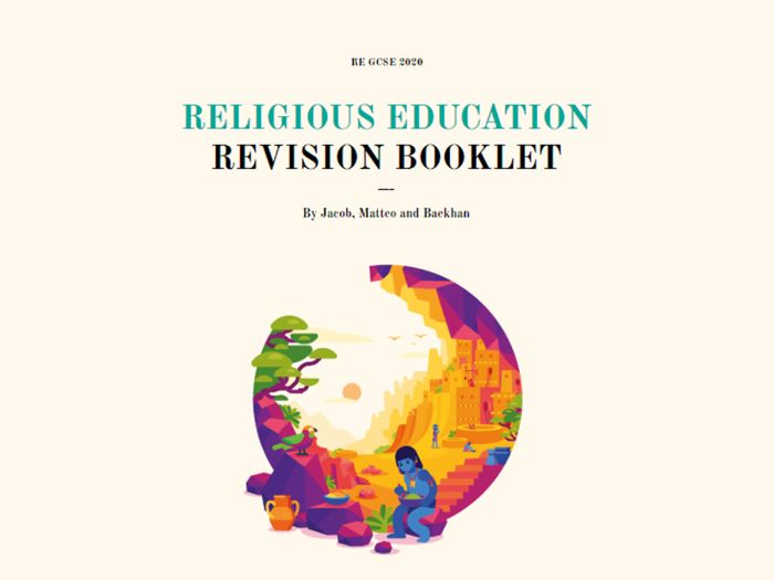 AQA GCSE Religious Education Revision Booklet for Hinduism and Christianity