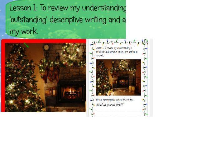 English Language P1Q5 (Christmas edition)