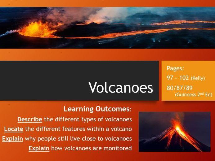 IGCSE Tectonics - Lesson 3