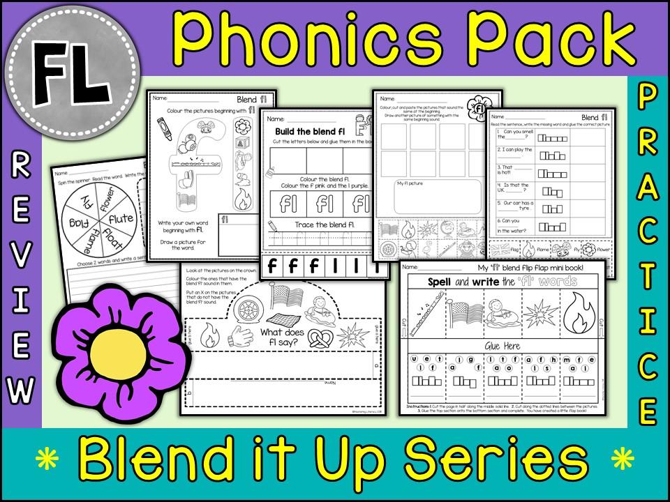 Phonics: Phonics Blend FL