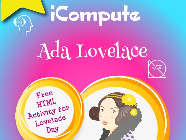 Primary Computing Lesson celebrating Ada Lovelace