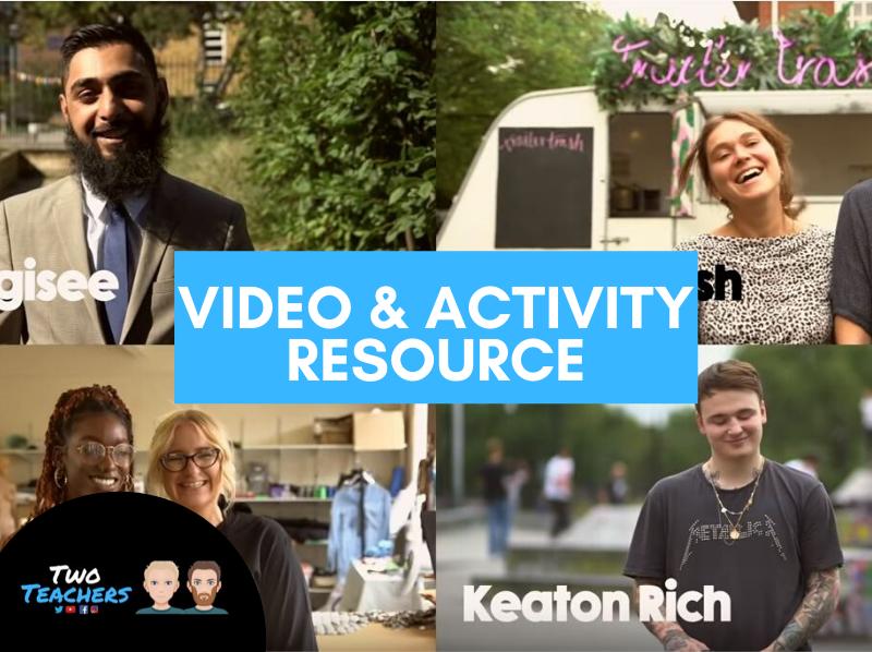 Entrepreneurship Video and Activity
