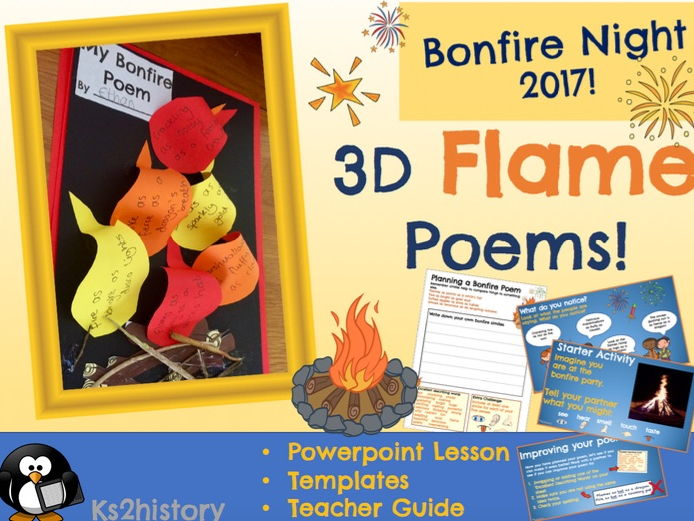 Bonfire Poetry