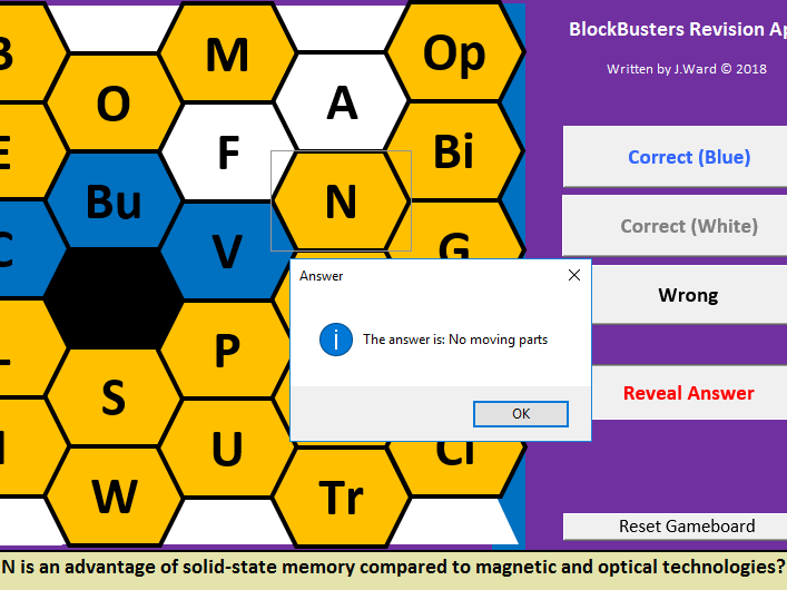 GCSE Computing Blockbusters
