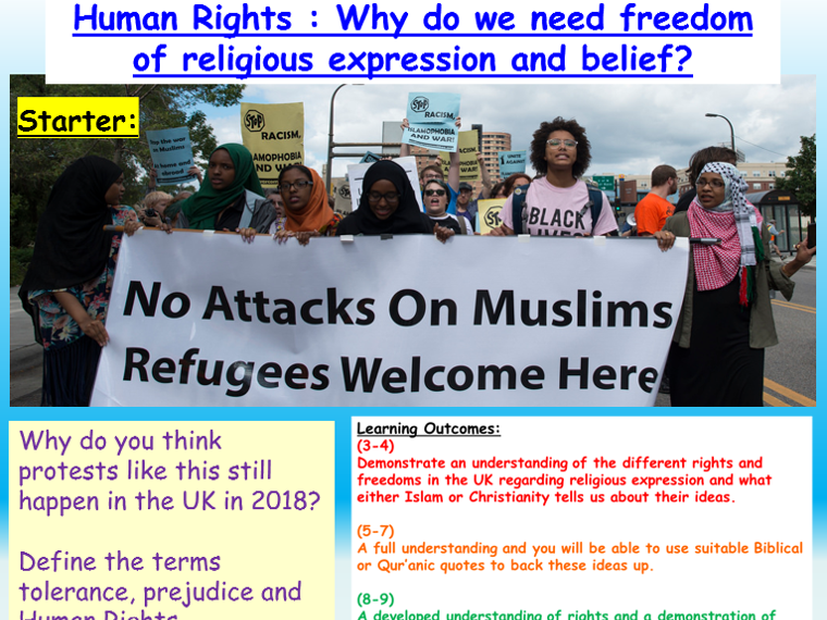 Human Rights : RS Thematic Studies