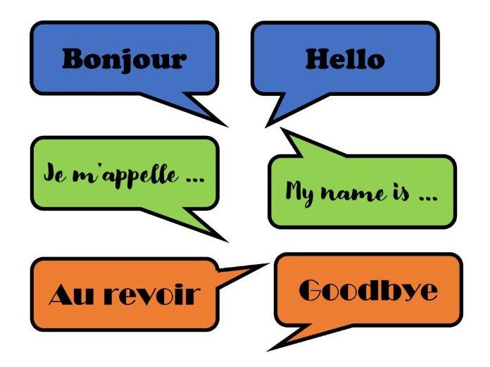 French phrases basic