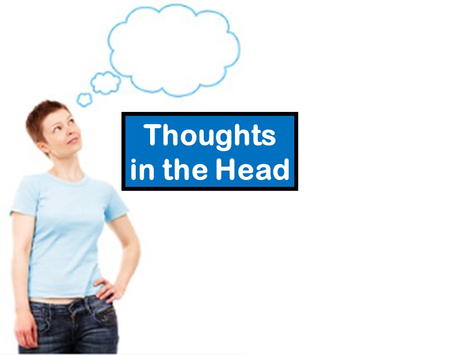 Drama Skill/Explorative Strategy 'Thoughts in the Head'