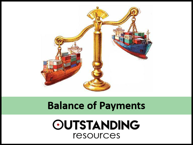 Economics Lesson - Balance of Payments and Terms of Trade (+ Worksheets)