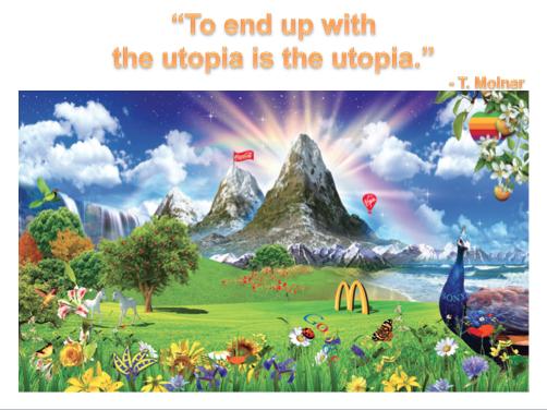 GCSE Creative Writing - Utopias