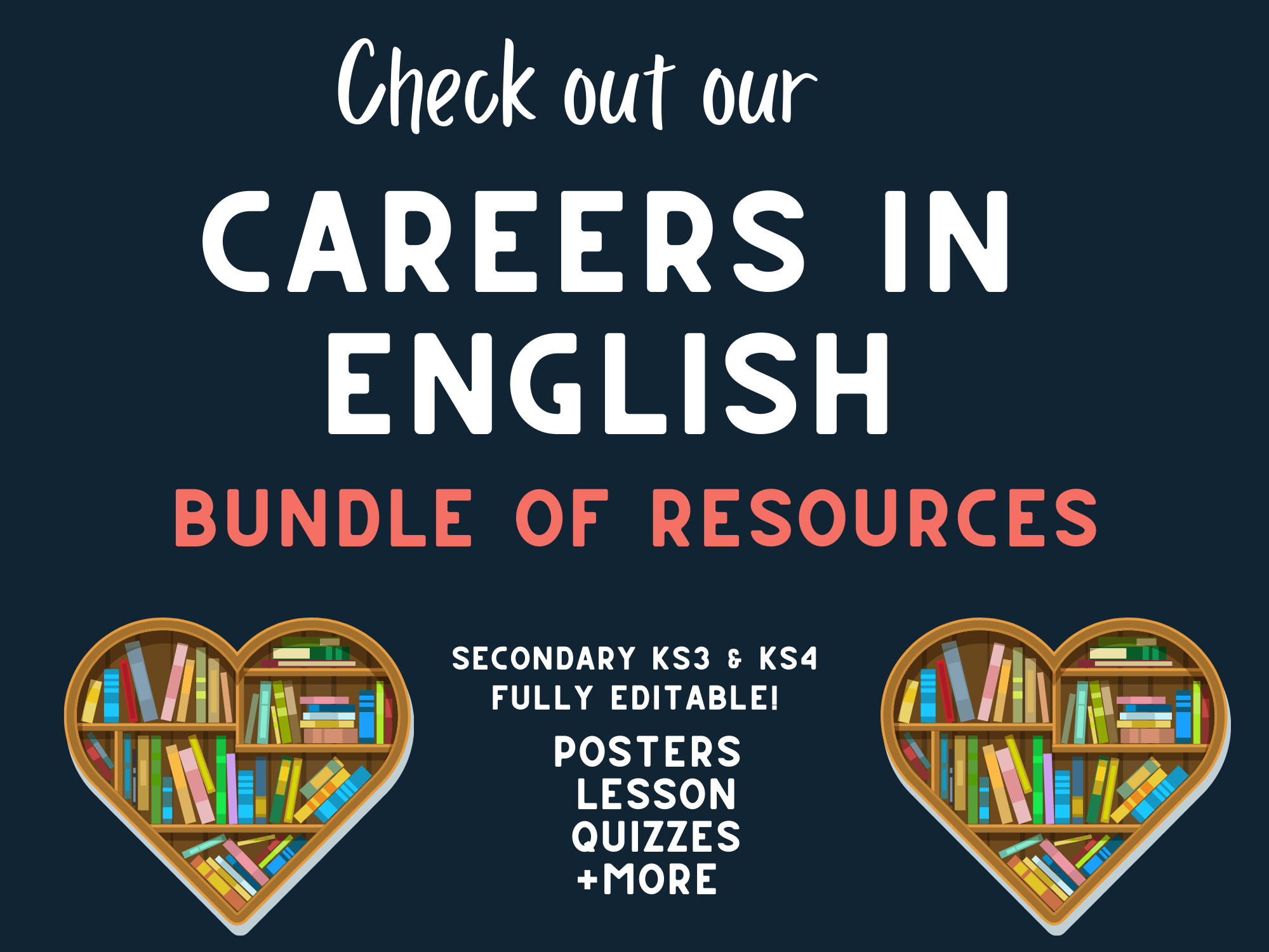 English Careers Resources