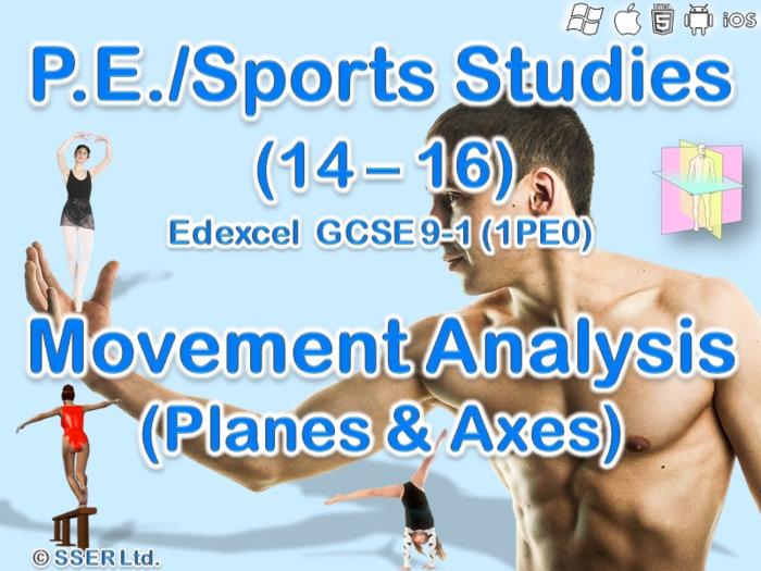 PE21ST - Movement Analysis - Planes & Axes (Edexcel)