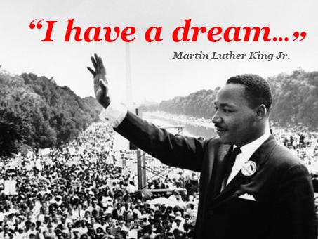Persuasive Speeches- Martin Luther King analysis